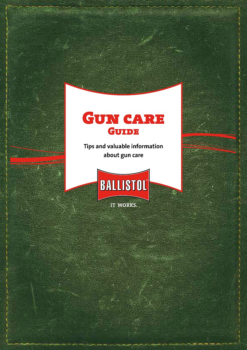 BALLISTOL Gun Care Guide